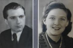Mother and Andreas Mueller-Huells