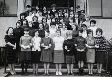 Mom, 8th grade 1964