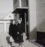 Grandma in Gaggenau 1964