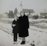 Mom and I 1965